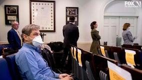 White House tests journalists for coronavirus
