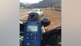 CHP: 87% jump in citations for speeding over 100 mph as drivers take advantage of open roads