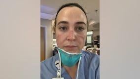 ICU nurse describes long nights fighting COVID-19