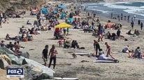Crowds defy COVID-19 social distancing guidelines Memorial Day weekend