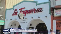 La Taqueria to resume serving its famed food in San Francisco