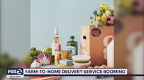 Farm-to-home delivery service booming
