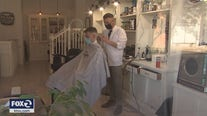 Barbershops and salons cleared to open in three Bay Area counties