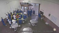 Video shows LA County inmates attempting to infect themselves with COVID-19, sheriff says