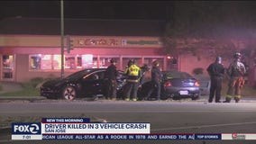 1 dead, 1 arrested following suspected DUI collision early Sunday in San Jose