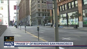 Mayor London Breed discusses San Francisco's Phase 2 reopening