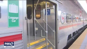 Caltrain braces for service termination as a last resort