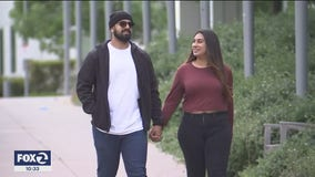 Couple to graduate from Cal State East Bay, will marry despite pandemic's uncertainty
