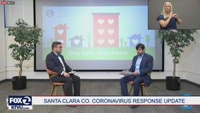 Santa Clara Co. officials discuss health order