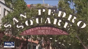 Vendors at San Jose's San Pedro Square adjusting to reopening during COVID-19 crisis