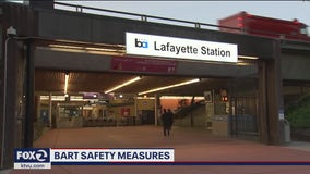 BART unveils 15-step plan for service as shelter restrictions ease