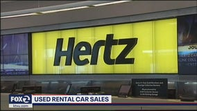 Rental car companies selling off inventory of used vehicles