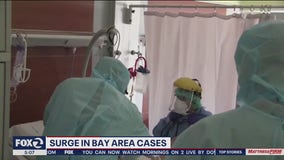 Surge in Bay Area coronavirus infections; California expects to hit 100,000 cases
