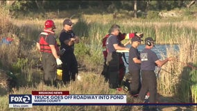 Man drowns in Pacheco Pond