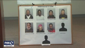 Richmond police, FBI charge criminal street gang with numerous crimes