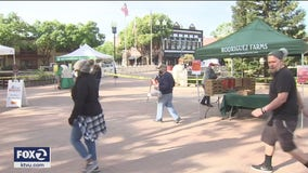 Vacaville Farmers Market opens with strict rules amid pandemic