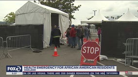 Oakland declares health emergency for African Americans