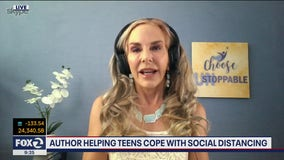 """Unstoppable Teens"" author offering free sessions for families"