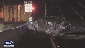 Four die in SUV rollover in San Jose; driver arrested for DUI