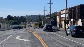 Alameda County sheriff's deputies shoot, kill wanted murder suspect outside San Leandro motel