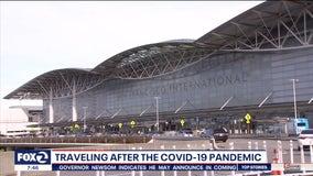 Traveling after the coronavirus pandemic
