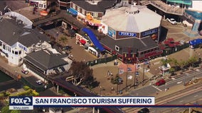 Pandemic causes tourism in San Francisco to suffer