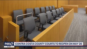 Contra Costa County superior court to resume most operations on May 26
