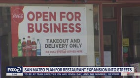 Reopening plan has big changes for California restaurants; San Mateo considering outdoor dining