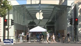 Apple reopens some Bay Area stores