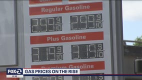 Gas prices are up