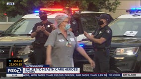 Hometown heroes: Salute to healthcare workers in Novato