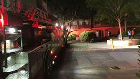 53 displaced from Fremont apartment complex after Friday night fire
