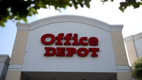 Office Depot announces restructuring plan including closing stores and laying off 13,000 workers