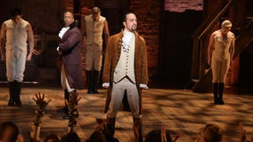 'Hamilton' to debut July 3 on Disney Plus, more than a year early