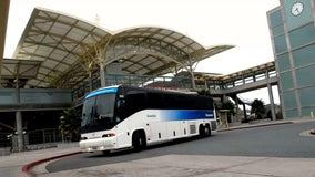 Loading zones and shuttle stops at Millbrae BART station being relocated starting Monday