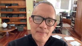 Tom Hanks records video message for Oakland's Skyline High graduation