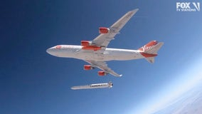 1st test launch by Richard Branson's Virgin Orbit postponed