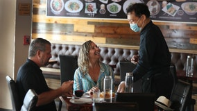 Hard-hit restaurants await word on California reopening
