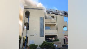 San Mateo County Sheriff investigating arson incident at vacant Millbrae apartment building