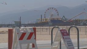 L.A. County beaches reopen Wednesday with social distancing rules