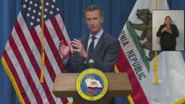 California recall threat puts pressure on Newsom speech