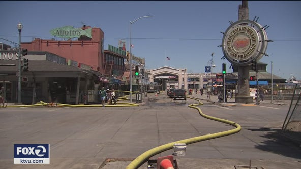 Pier 45 fire destroys hundreds of thousands of dollars in commercial fishing equipment
