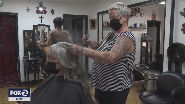 Solano Co. allows hair salons, barbershops to reopen with modifications