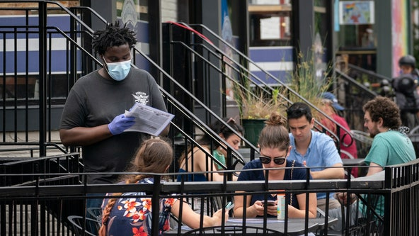 Poll: 1 in 4 US workers have weighed quitting under strains of pandemic concerns