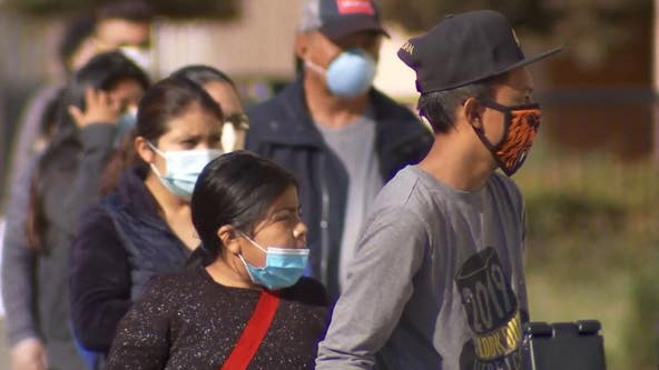 Latino communities among hardest hit by Bay Area coronavirus pandemic