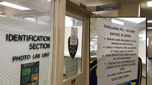 Oakland police now allowing sex offenders to register remotely or in-person