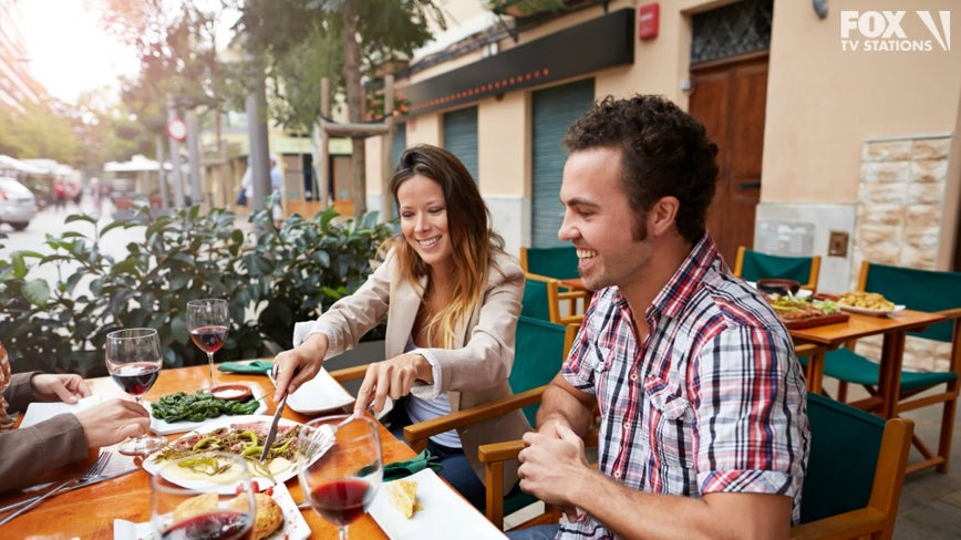 Outdoor dining no longer allowed in Alameda County due to state guidelines