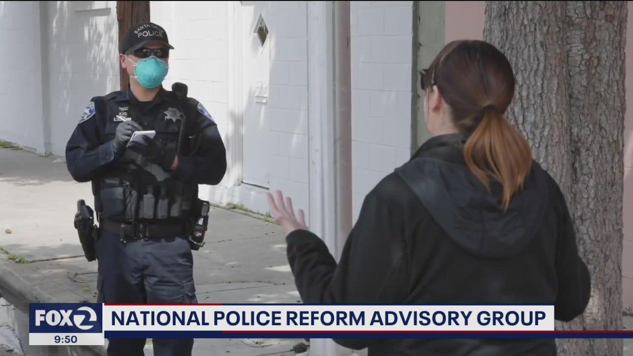 Nonpartisan advisory group addressing police reform