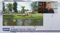 Summer travel forecast