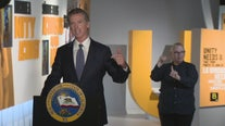 FULL: Gov. Newsom holds press conference to discuss racial disparities